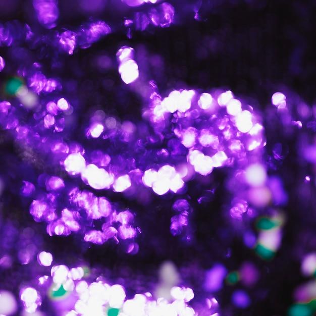 紫色のボケ味の明るい背景 無料写真