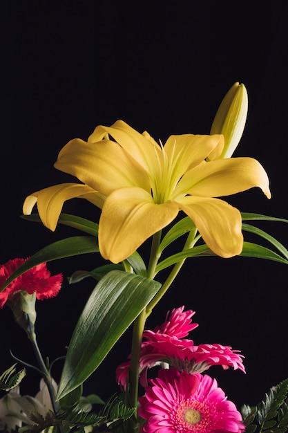 Красивый букет свежих цветов Бесплатные Фотографии