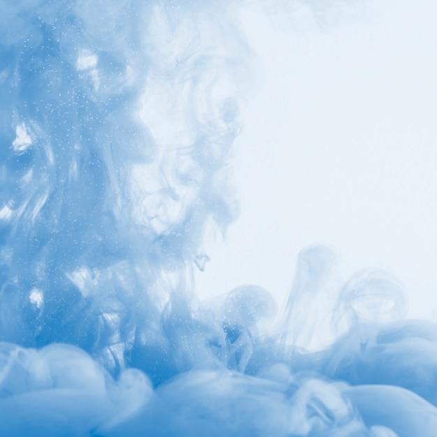 ヘイズの重い青い雲 無料写真