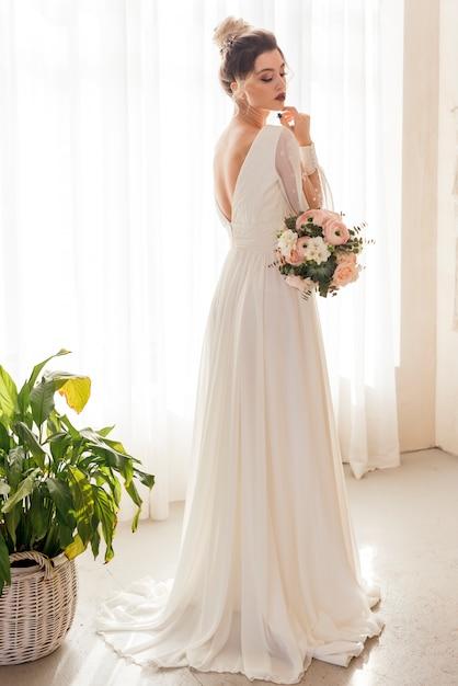 結婚式の花嫁 無料写真