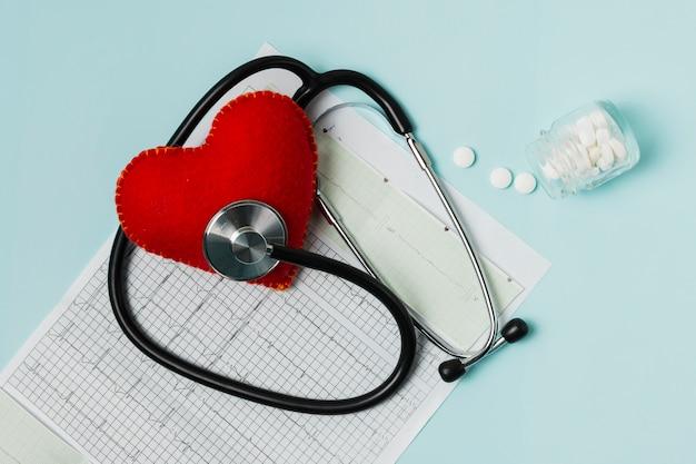 心臓テスト 無料写真