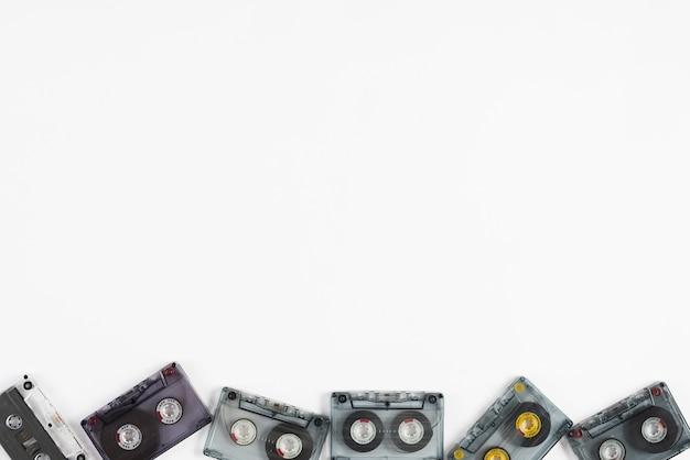 テープカセット 無料写真