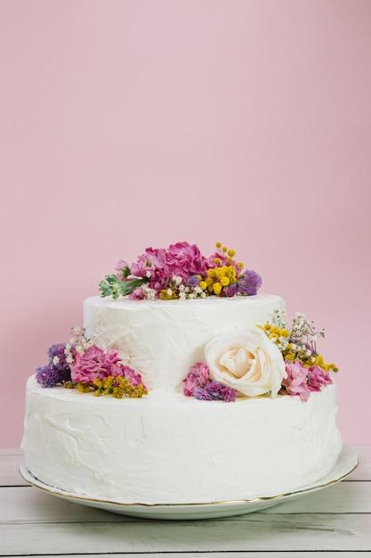 ウエディングケーキ 無料写真