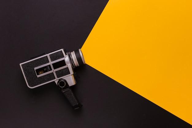 ビンテージシネマビデオカメラ 無料写真