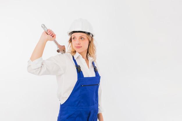 Портрет работницы Бесплатные Фотографии
