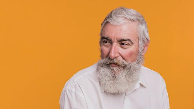 老人 無料写真