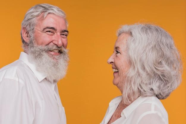 老夫婦 無料写真