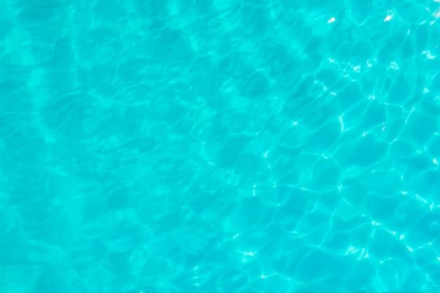青いプールの表面 無料写真