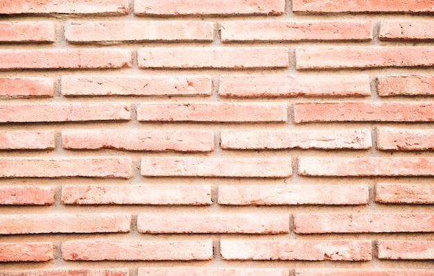 Полная рамка из красной кирпичной стены Бесплатные Фотографии