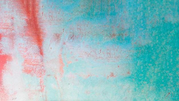 色とりどりのぼろぼろの壁の質感 無料写真