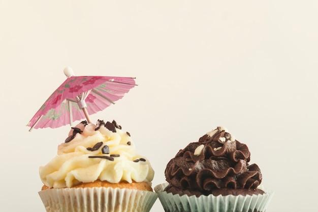 カップケーキ 無料写真