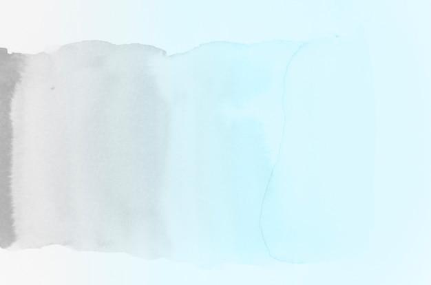 グレーとブルーのブラシストロークの色合い 無料写真