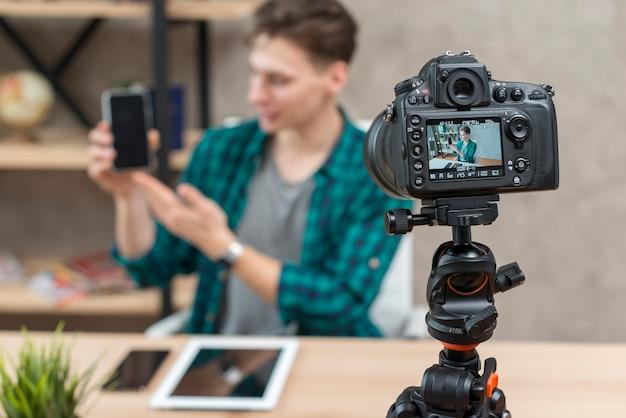 Технический влоггер Бесплатные Фотографии