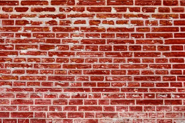 レンガの壁のテクスチャ 無料写真