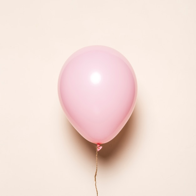 ピンクの風船 無料写真