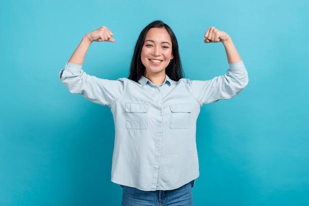 Сильная девушка Бесплатные Фотографии
