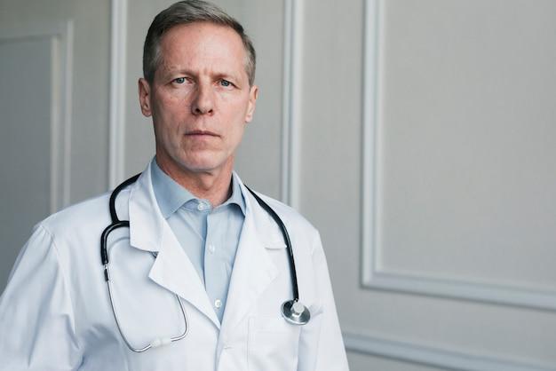 かかりつけの医者、診察室 無料写真