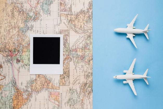 Концепция воспоминаний о путешествиях Бесплатные Фотографии