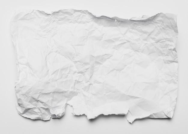 ホワイトペーパーテクスチャ背景 無料写真