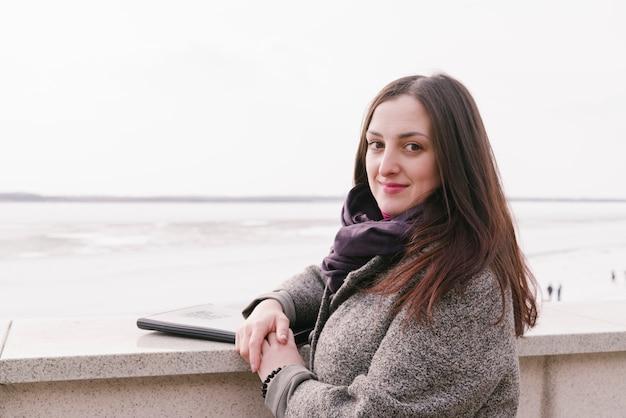 Адвокат перед морем Бесплатные Фотографии