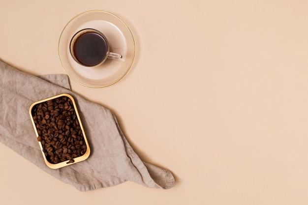 Вид сверху элементов завтрака Бесплатные Фотографии