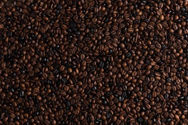 ブラウンコーヒー豆 無料写真