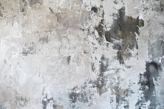 コンクリートの壁の背景を剥離 無料写真