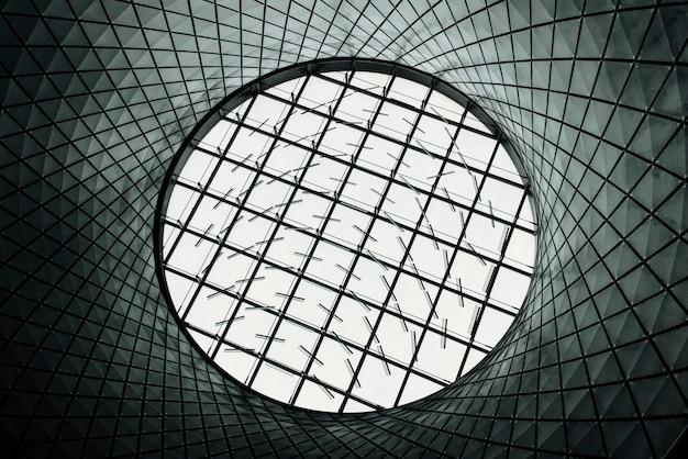 円形ガラス屋根 無料写真