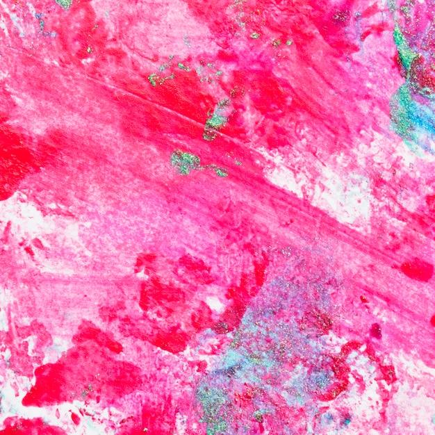 飛び散っとピンクのマニキュアの抽象的な背景 無料写真