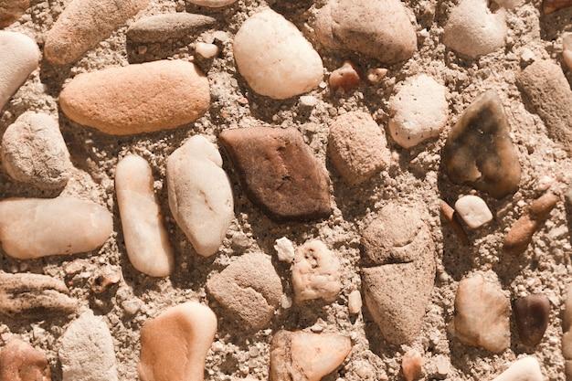 Текстура камней крупным планом Бесплатные Фотографии