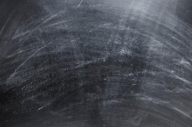 空の黒い黒板のクローズアップ 無料写真