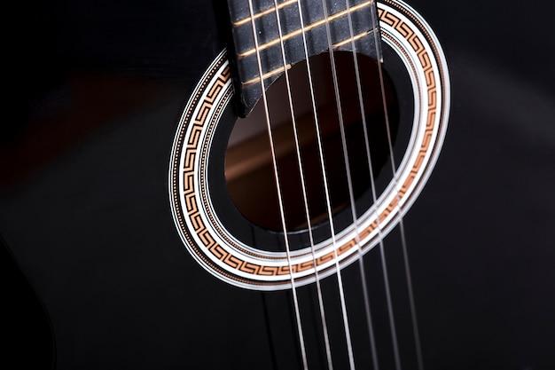 ギターのクローズアップ 無料写真