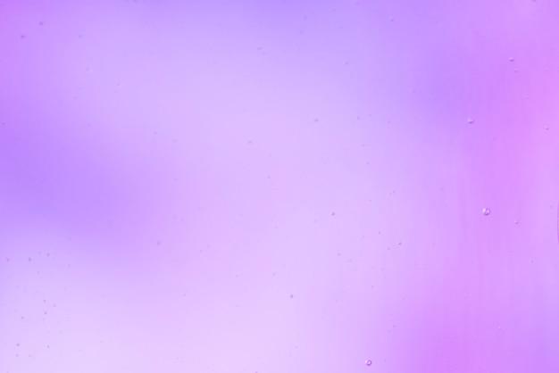 小さな泡とカラフルな抽象的な背景 無料写真