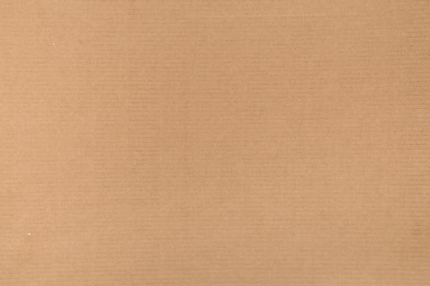 茶色の段ボールの装飾的な背景 無料写真