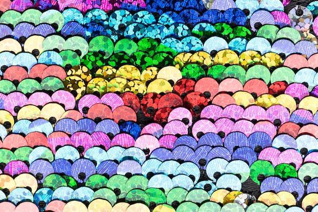 Декоративный фон из блесток Бесплатные Фотографии