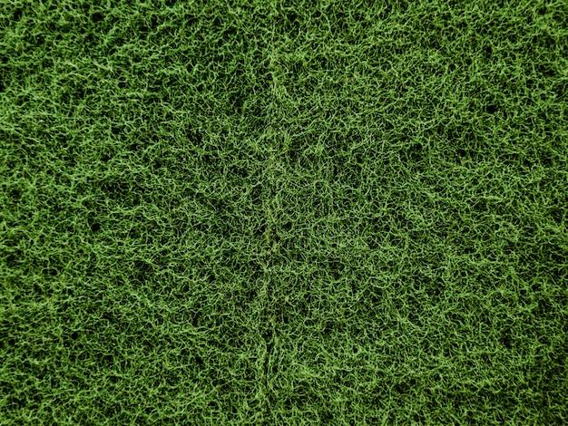 緑の草マットの背景 無料写真