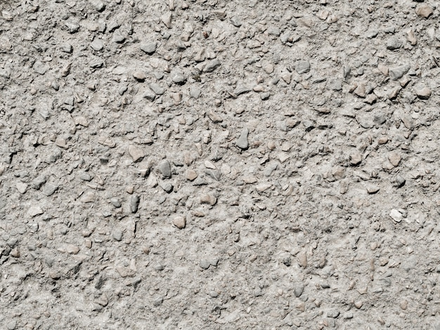 小さな石のテクスチャ壁の背景 無料写真