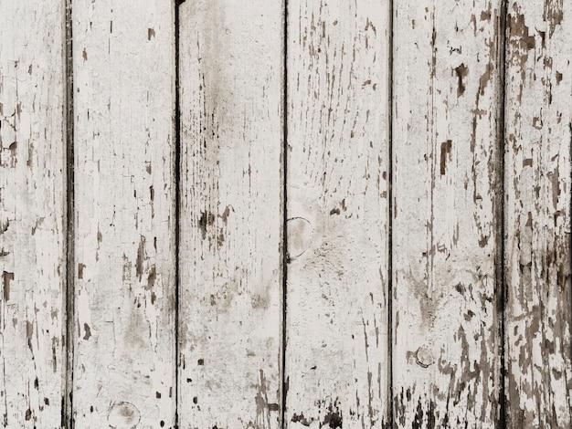 ヴィンテージの木製フェンスパネルの背景 無料写真