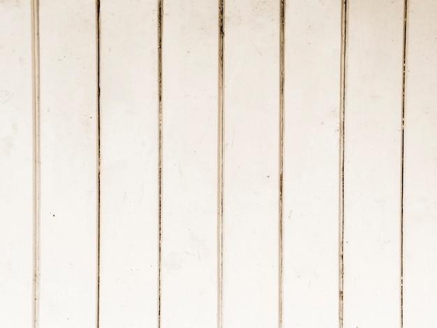 テクスチャの白い木製のテーブルの背景 無料写真