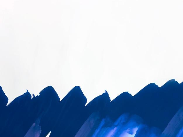 Темно-синие штрихи с копией пространства Бесплатные Фотографии