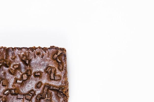 焼きたてのチョコレートケーキ 無料写真