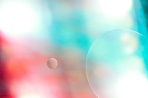 Бледные холодные и теплые абстрактные цвета Бесплатные Фотографии