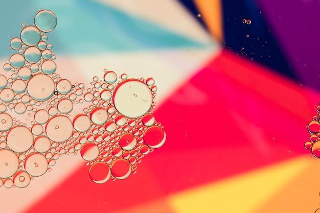 コピースペースのカラフルな抽象的な背景 無料写真