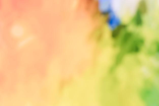 抽象的なカラフルな背景のコピースペース 無料写真