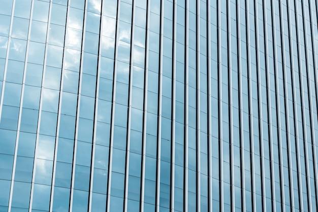 Крупный стеклянный дизайн здания Бесплатные Фотографии