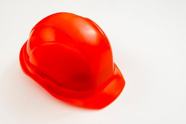 Крупный план строительного шлема Бесплатные Фотографии