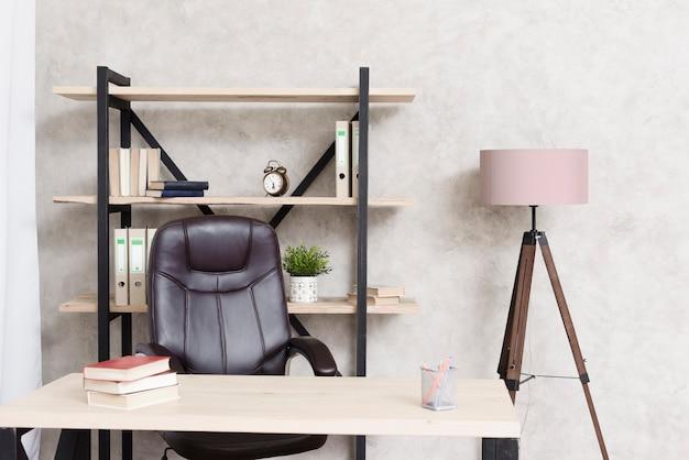 Макро современный минималистский стол Бесплатные Фотографии
