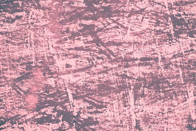 Розовая винтажная стена с царапинами Бесплатные Фотографии