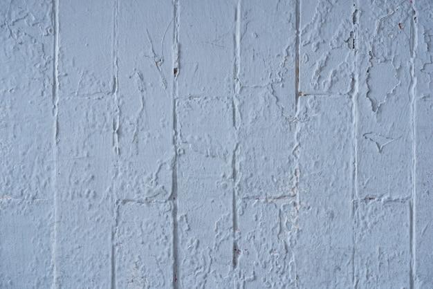 塗られたレンガ壁の背景 無料写真