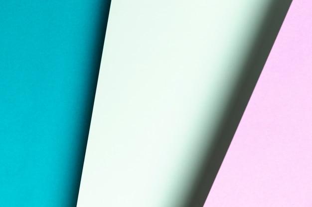 青と紫のクローズアップのさまざまな色合いのパターン 無料写真